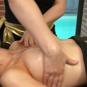 Massage gao mata